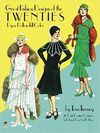 GREAT FASHION DESIGNS OF THE TWENTIES PAPER DOLLS IN FULL COLOUR
