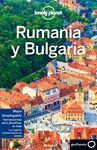 RUMANIA Y BULGARIA LONELY PLANET 2017