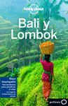 BALI Y LOMBOK LONELY PLANET 2017