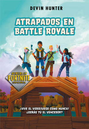 ATRAPADO EN BATTLE ROYALE