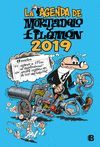LA AGENDA DE MORTADELO Y FILEMÓN 2018-19