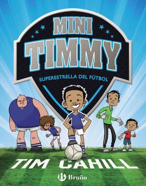 SUPERESTRELLA DEL FÚTBOL (MINI TIMMY 1)