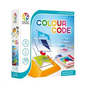 COLOR CODE. SMART GAMES