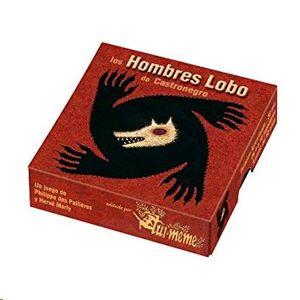 LOS HOMBRES LOBO DE CASTRONEGRO. ASMODEE