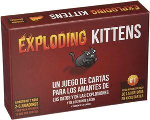 EXPLODING KITTENS. ASMODEE