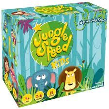 JUNGLE SPEED KIDS. ASMODEE