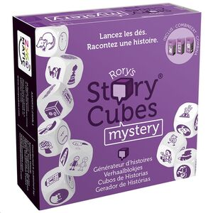 STORY CUBES MYSTERIO. ASMODEE