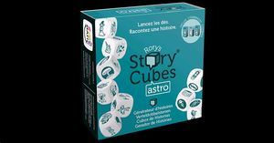 STORY CUBES ASTRO. ASMODEE