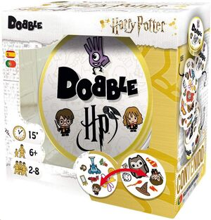DOBBLE HARRY POTTER. ASMODEE