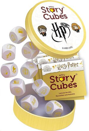 STORY CUBES HARRY POTTER. ASMODEE