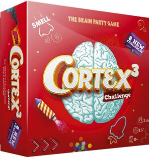 CORTEX 3.ASMODEE