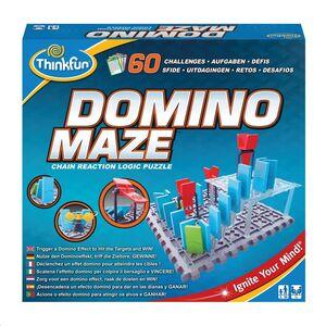 DOMINO MAZE. THINKFUN