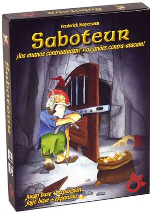 SABOTEUR CON EXPANSION