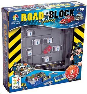 ROAD BLOCK POLICIAS Y LADRONES. LUDILO