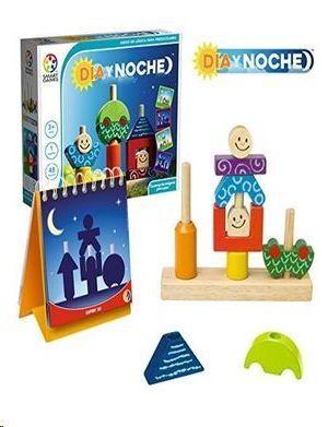 DIA Y NOCHE. SMART GAMES