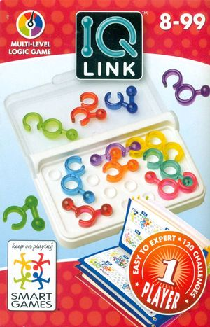 IQ LINK. SMART GAMES
