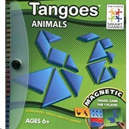 TANGRAN ANIMALES SMART GAMES