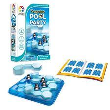 PENGUINS POOL PARTY. SMART GAMES