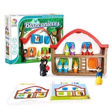 BLANCANIEVES. SMART GAMES