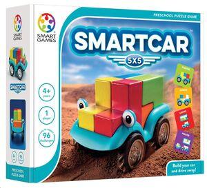 SMARTCAR 5X5. SMART GAMES