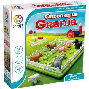 ORDEN EN LA GRANJA. SMART GAMES