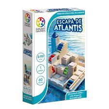 ESCAPA DE ATLANTIS. SMART GAMES