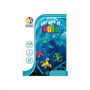 ATRAPA EL COLOR. SMART GAMES
