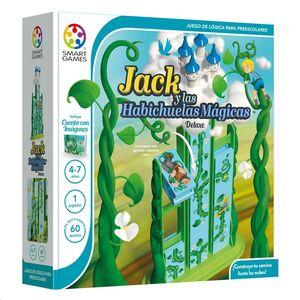 JACK Y LAS HABICHUELAS MAGICAS. LUDILO