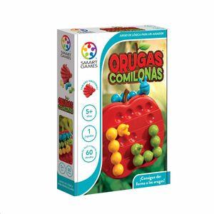 ORUGAS COMILONAS. SMART GAMES