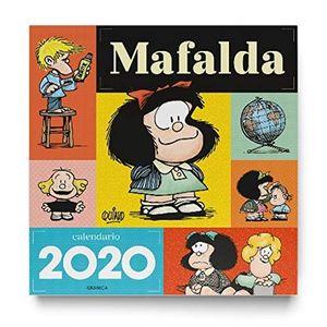 MAFALDA 2020 CALENDARIO DE PARED