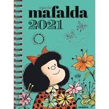 AGENDA 2021 MAFALDA DÍA POR PÁGINA