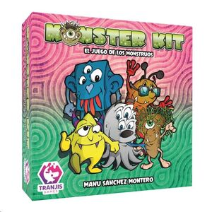 MONSTER KIT. TRANJIS GAMES