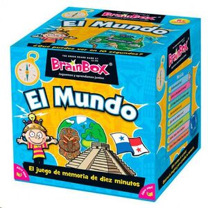 EL MUNDO. BRAINBOX