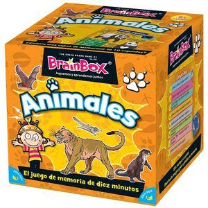 ANIMALES. BRAINBOX