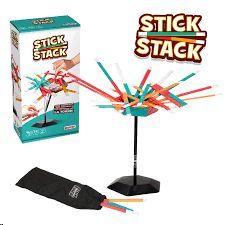 STICK STACK. LUDILO