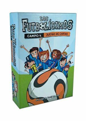 LOS FUTBOLISIMOS CAMPO 4. TRANJIS GAMES