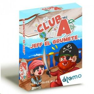 JEFF EL GRUMETE. CLUB A