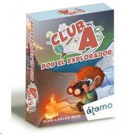 BOB EL EXPLORADOR. CLUB A