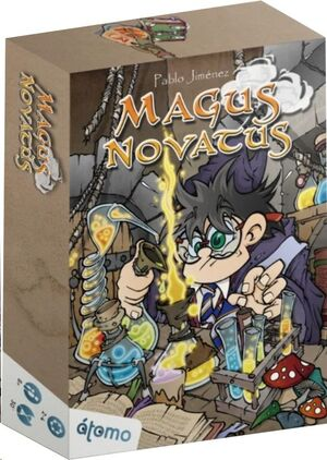 MAGUS NOVATUS. ATOMO