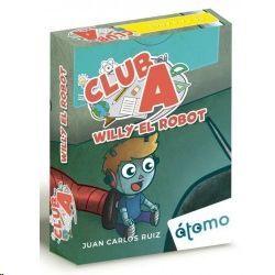 WILLY EL ROBOT. CLUB A