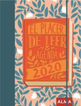 2020 AGENDA EL PLACER DE LEER