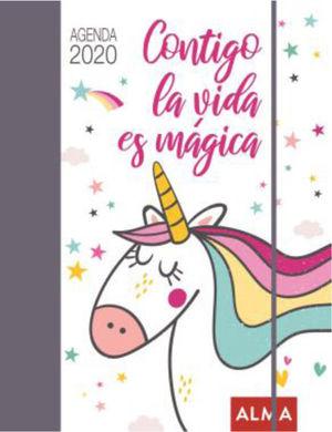 2020 AGENDA UNICORNIOS