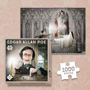 EDGAR ALLAN POE - PUZZLE 1000 PIEZAS