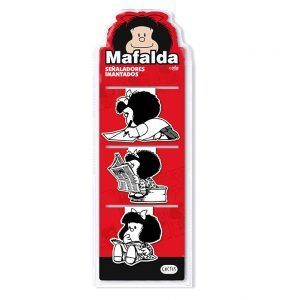 MARCAPÁGINAS MAGNÉTICOS MAFALDA X 3