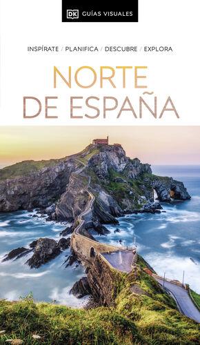 NORTE DE ESPAÑA GUIAS VISUALES 2021