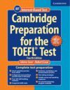 CAMBRIDGE PREPARATION FOR THE TOEFL TEST (4TH ED.). BOOK WITH ONLINE PRACTICE T