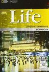 LIFE. UPPER INTERMEDIATE WORKBOOK+CD
