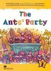 THE ANTS´ PARTY (MACMILLAN CHILDREN´S READERS - NIVEL 3º)