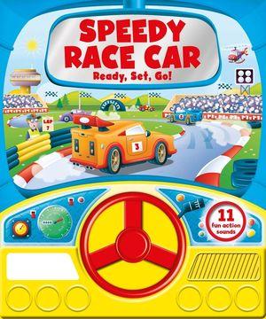 SPEEDY RACE CAR - ING