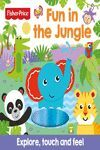 FISHER PRICE FUN IN THE JUNGLE - TOUCH AND FEEL - ING